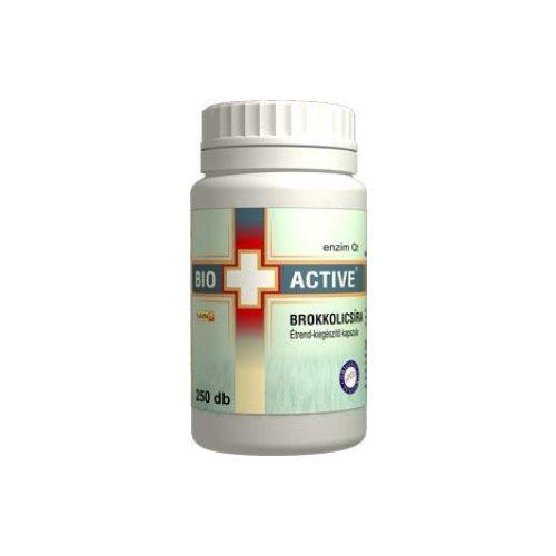 Vita+Active Brokkolicsíra kapszula 250db