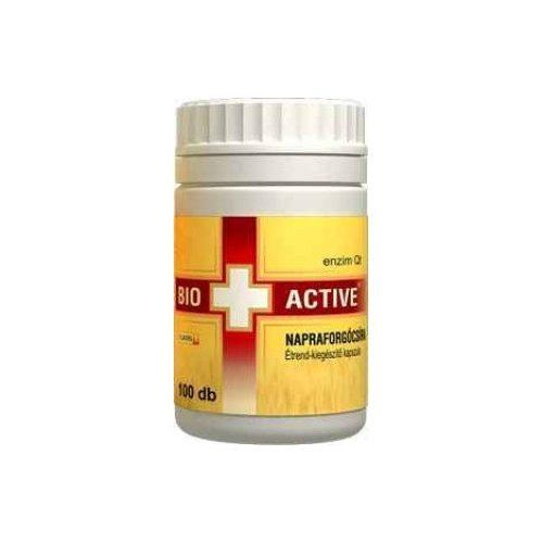 Vita+Active Napraforgócsíra kapszula 100db