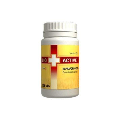 Vita+Active Napraforgócsíra kapszula 250db