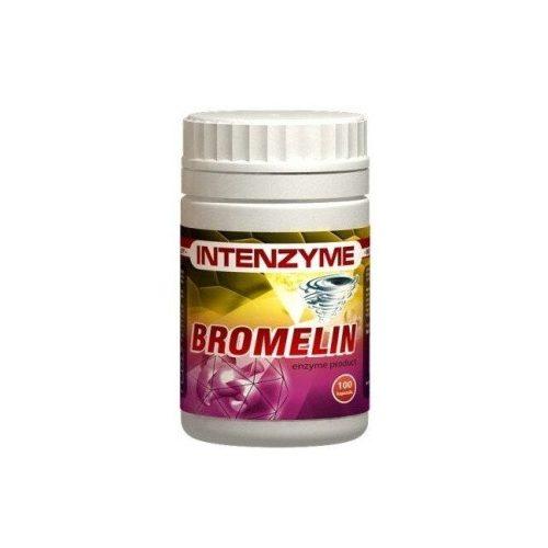 Bromelin Intenzyme kapszula 100db