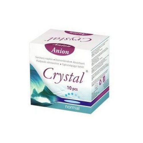 Crystal Anion egészségügyi betét normal 10db