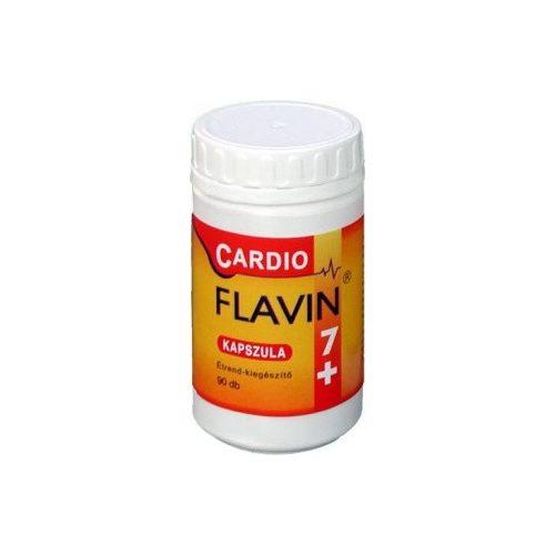 Cardio Flavin 7+ kapszula 90db