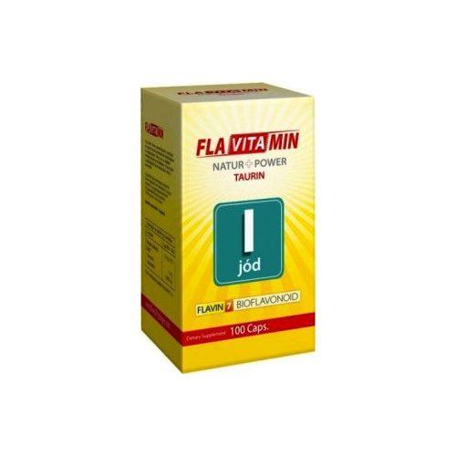 Flavitamin Jód 100 db