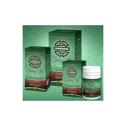 Green Tea borsmenta 200g
