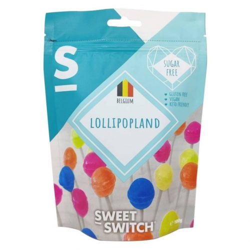 Sweet Switch Nyalóka 100g