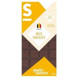 Sweet Switch Tejcsokoládé 100 g