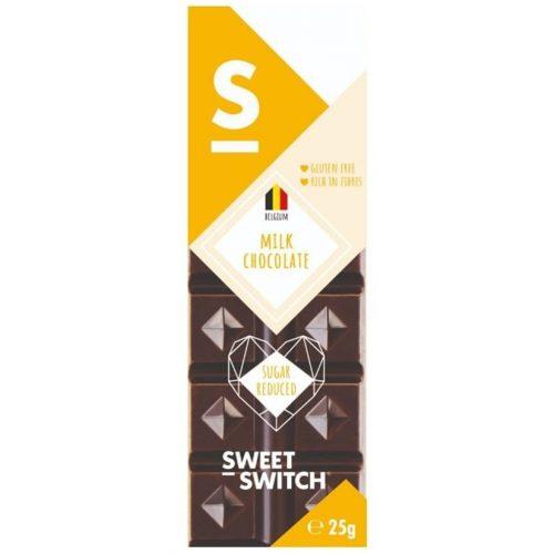 Sweet Switch tejcsokoládé 25 g