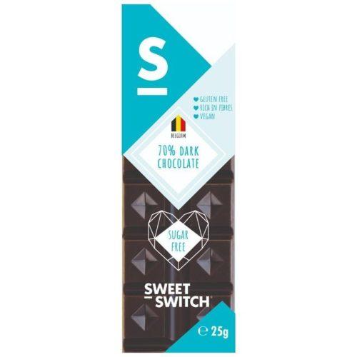 Sweet Switch étcsokoládé 25 g