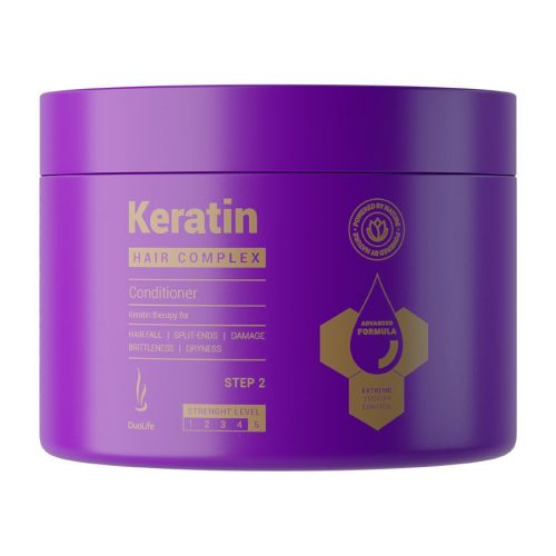 DuoLife Keratin Hair Complex Advanced Formula Conditioner 200ml