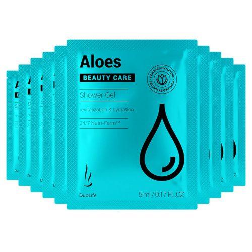 DuoLife Beauty Care Aloes Shower Gel 5 ml