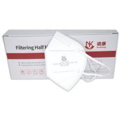 Nuokang Európai szabvány EN149 Külön csomagolt Professzionális Arcmaszk
