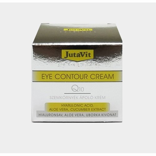 JutaVit Cosmetics – Q10 Szemkörnyékápoló krém