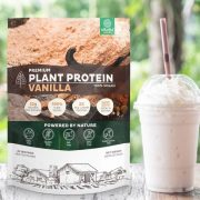 Vitaful Plant Protein Növényi Fehérje | Vanília, 600g