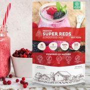 Vitaful Super Reds - Piros Superfood Keverék (450g)